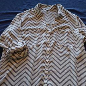 EXPRESS Portofino Shirt- Original Fit